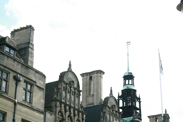 tower roof tops oxford