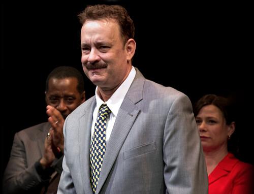 NY: Tom Hanks na Broadway!