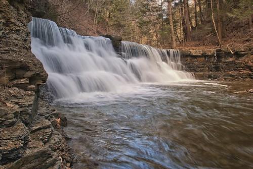 waterfalls wny varysburg stonybrookcreek