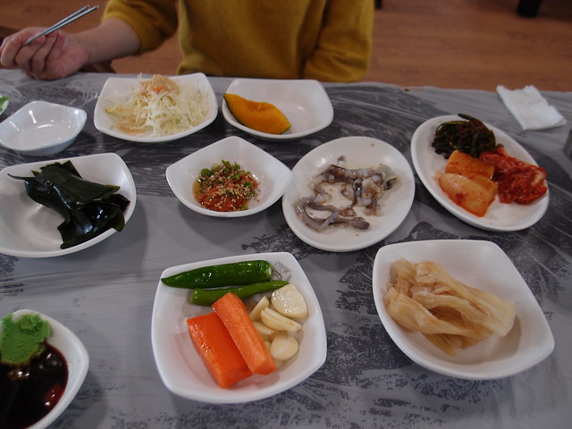韓國釜山札嘎其海鮮市場