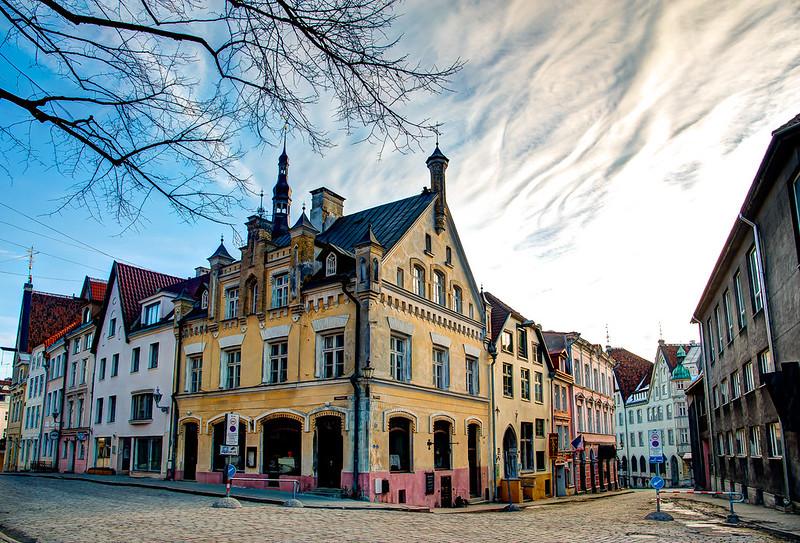 Old Town, Tallin