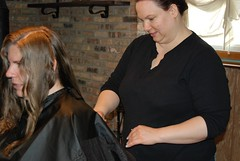 Come In For A Haircut and Style!