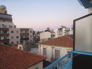 Larnaca at daybreak