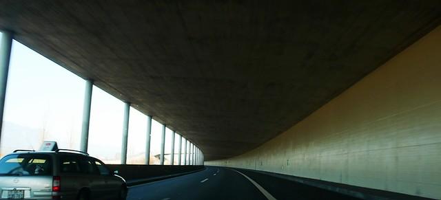 Gallery motorway Biel-Solothurn
