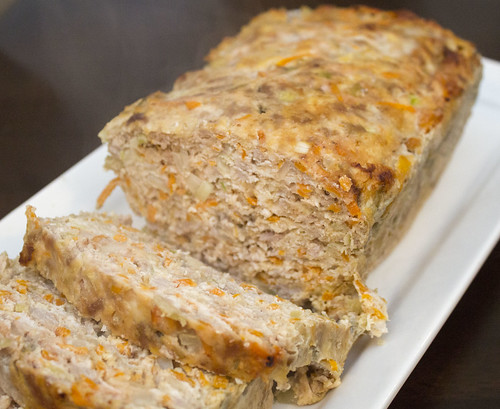 Chicken & Turkey Meatloaf