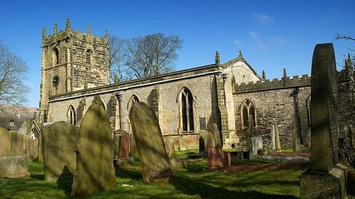 St Edmund's - Castleton
