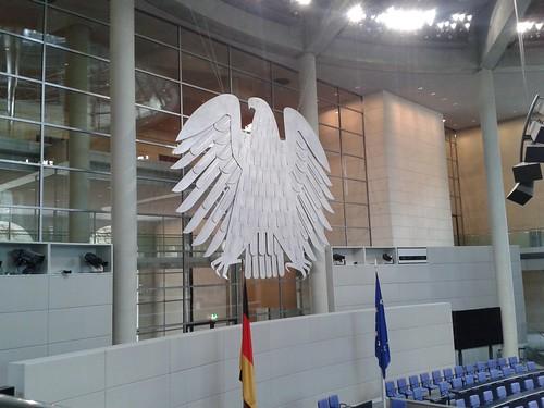 Politischer Ausflug nach Berlin im April 2013