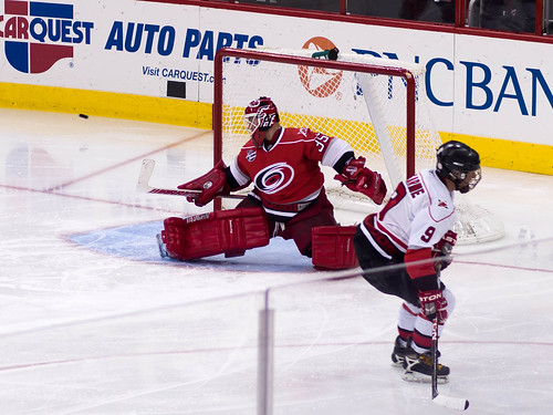 Carolina Hurricanes Alumni Game by RangerRick