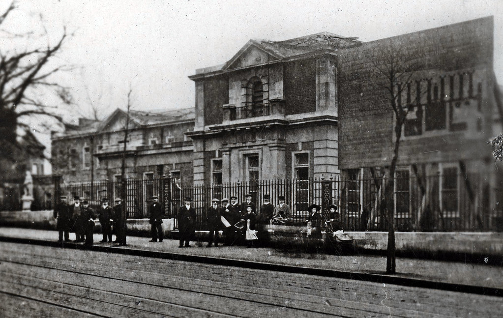 fourth london general hospital