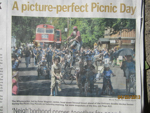 A Picture Perfect Picnic Day **99th Annual!