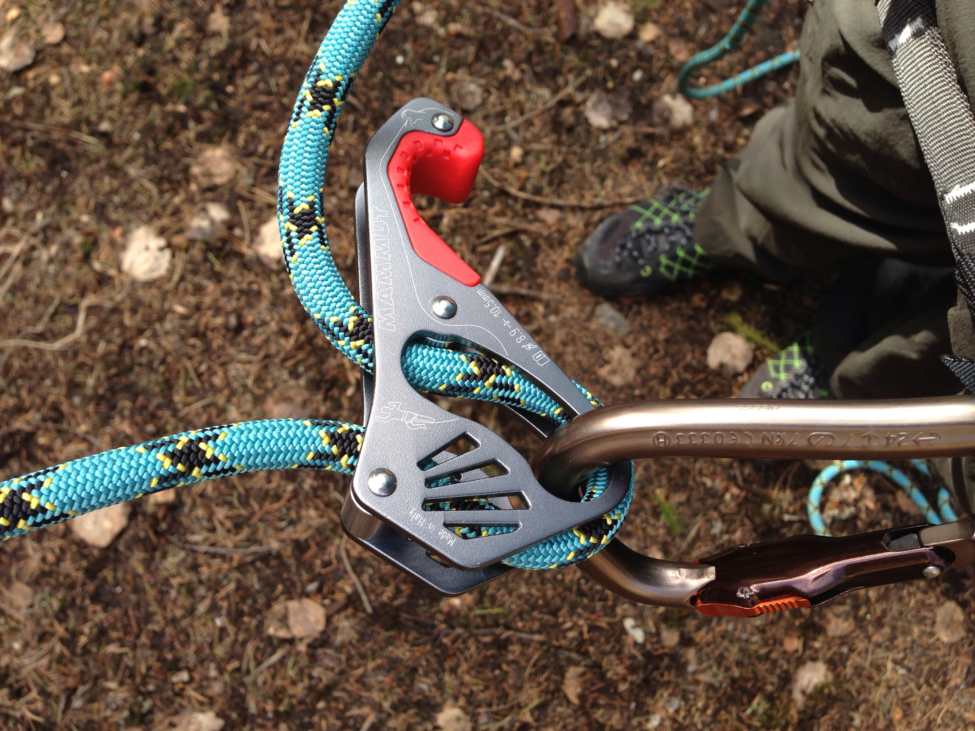 Mammut Smart & Tendon Master = Awesome