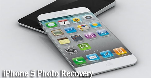iphone 5 photo recovery