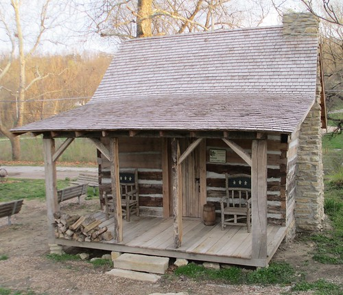 Didier Log Cabin (Brownville, Nebraska)