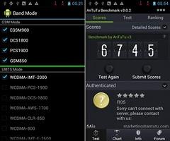 Freelander I10S dual core Smart Phone