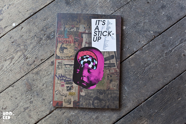 Stick It Up Book