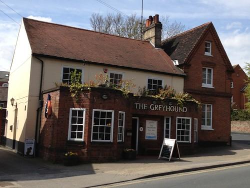 The Greyhound pub Ipswich