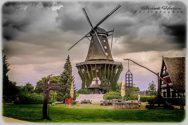 windmühle unreal