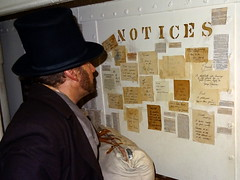 The Ragged Victorians at Brunel's ss Great Britain in Bristol