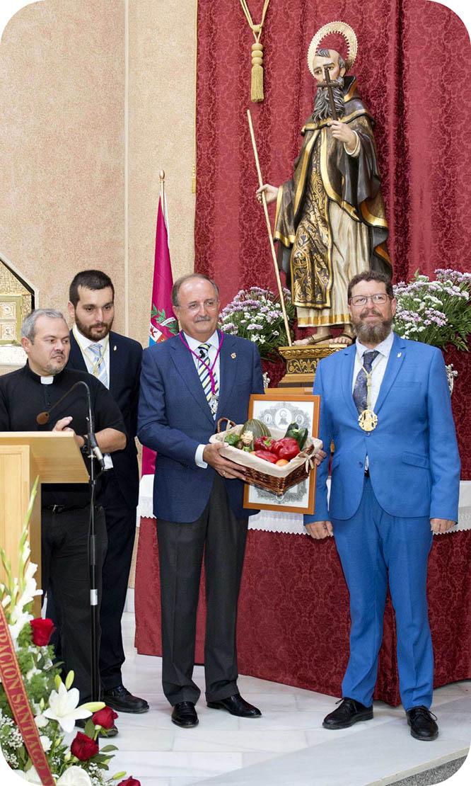 Pregón y Ofrenda al Patrón de Cartagena