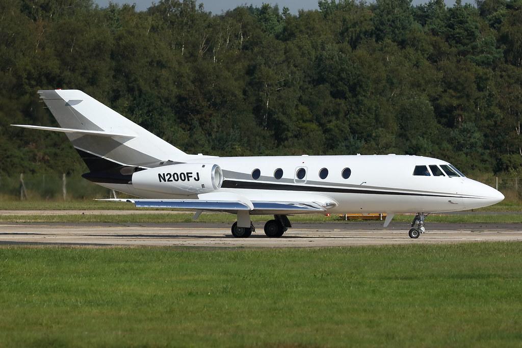 N200FJ - FA20 - Aerolíneas Internacionales