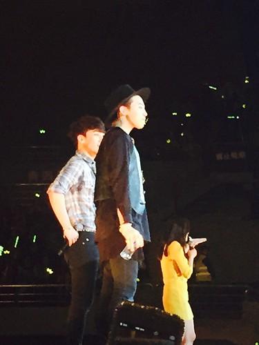 G-Dragon, Seung Ri & Tae Yang - V.I.P GATHERING in Harbin - 21mar2015 - lotus277 - 03
