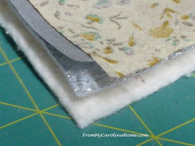 Cast Iron Handle pad 2