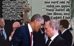Barack e Vlady colpiti nell'amor proprio