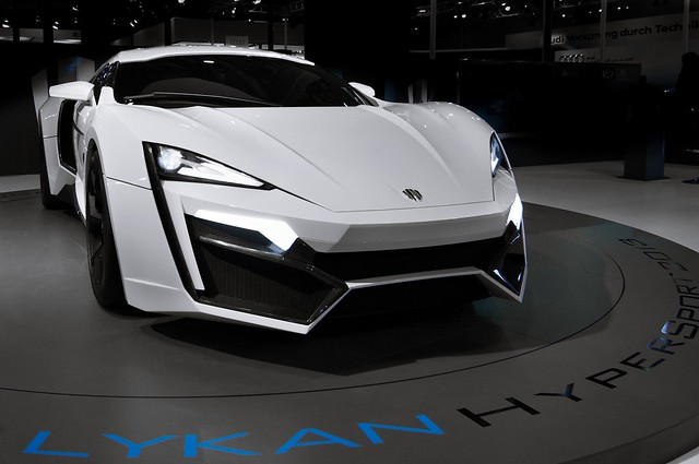 Million Dollar Cars For Sale