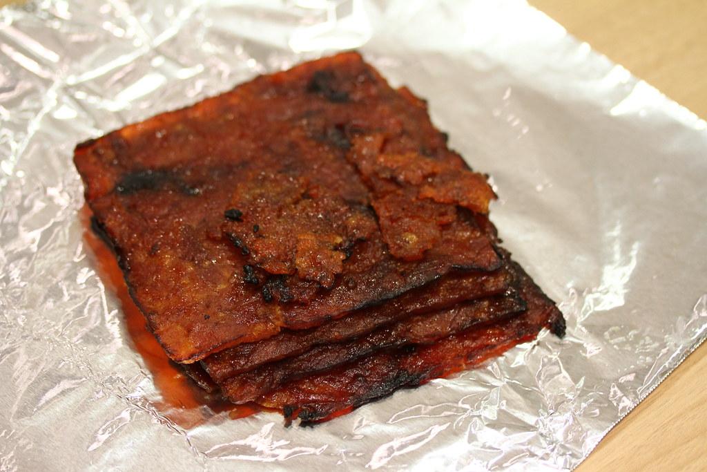 The Ultimate Bak Kwa Taste Test: Chai Ho (sliced pork)