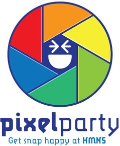 Photographers, get snap happy at this Sunday's Pixel Party!