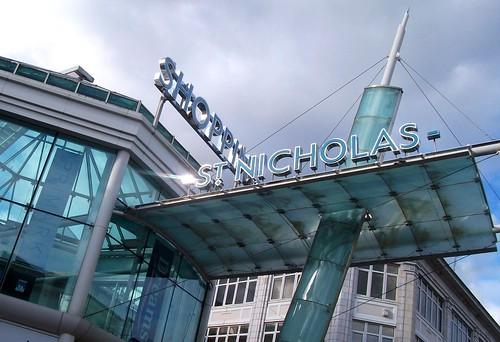 Sutton St Nicholas centre. 08/02/13.