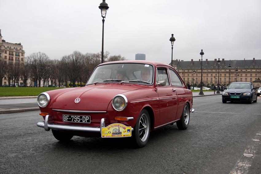 1965–73 Volkswagen 1600 Fastback (Type 3) 2