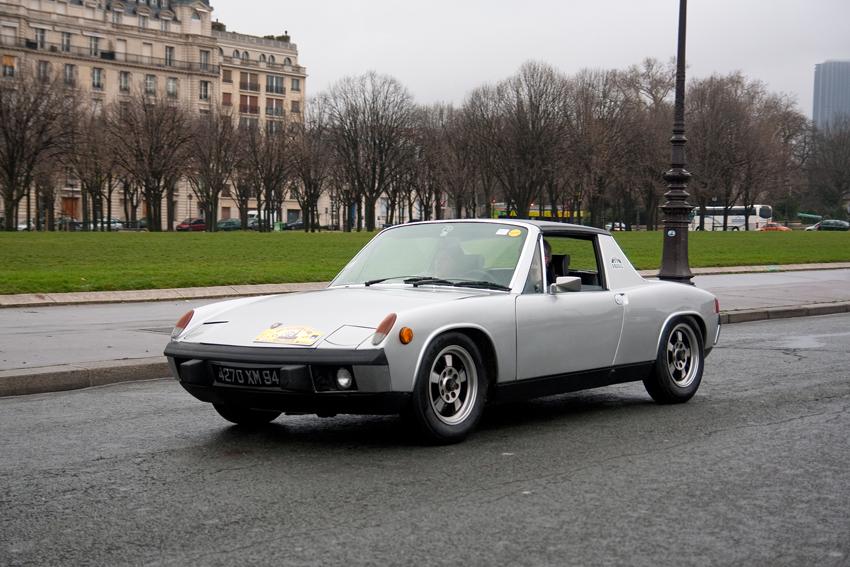 1969–1976 Porsche 914
