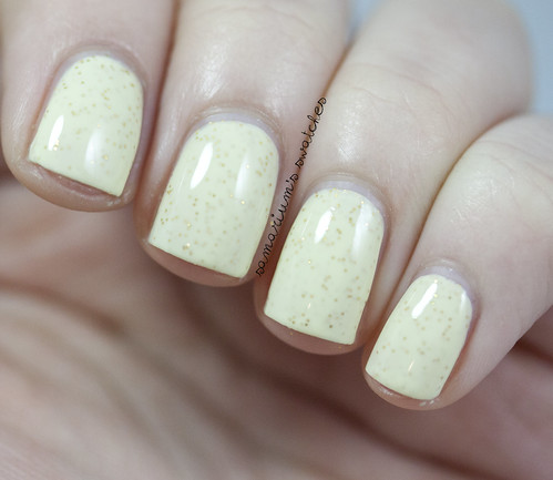 Pretty Inspired Polish Can't Believe It's Not Butter (3)