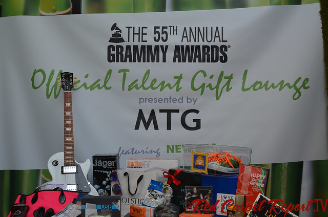 55th Grammy Awards Official Talent Gift Lounge