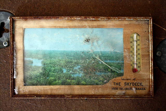Souvenir of The Skydeck, 1000 Islands, Canada