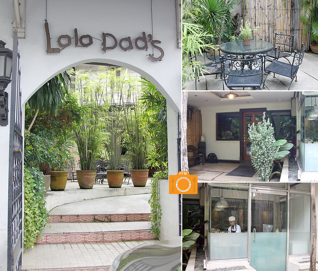 Lolo Dad's exteriors