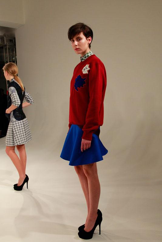 ostwaldhegalson5 NYFW, NYC, MADE, MadeFW, Ostwald Helgason, fashion brands, Milk Studios