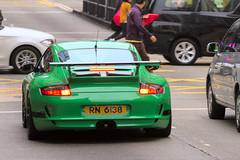 """Porsche 911 GT3 RS"" / Crazyisgood 人流 Human Logistics / SML.20130210.7D.21986.P1.L1"