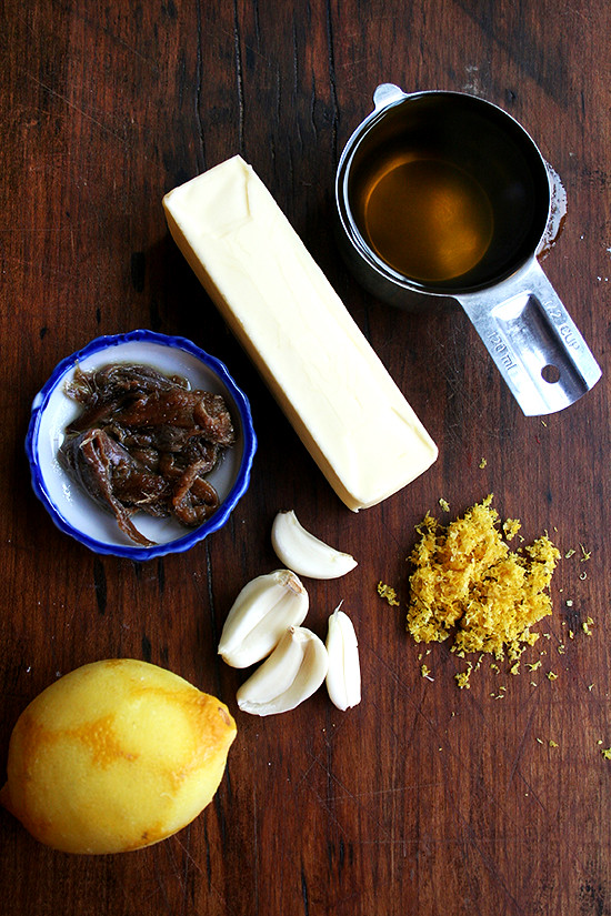 bagna cauda ingredients
