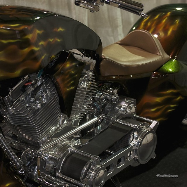 "An external supercharger add some punch to this custom drag bike, seen at the Timonium Motorcycle Show last week  NIK ""Color Efex Pro 4""   © 2013 Doug Miller Photography  <a href=""http://www.dougmillerphotos.com"" rel=""nofollow"">www.dougmillerphotos.com</a>  <a href=""http://www.speedovision.com"" rel=""nofollow"">www.speedovision.com</a>"