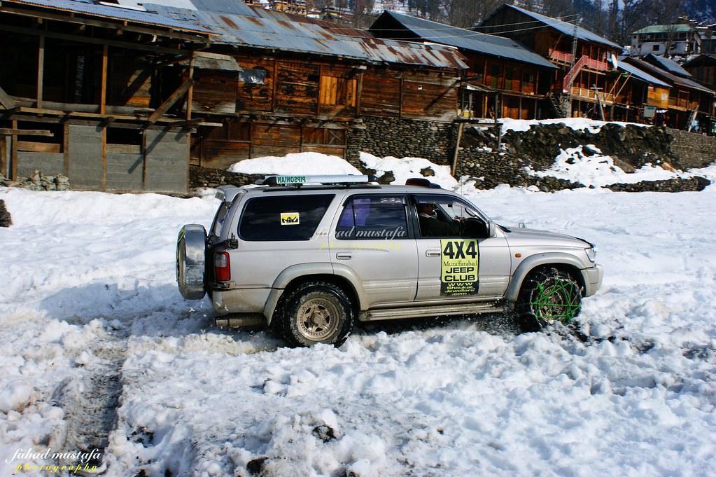 Muzaffarabad Jeep Club Neelum Snow Cross - 8470959013 a8d79efa2a b