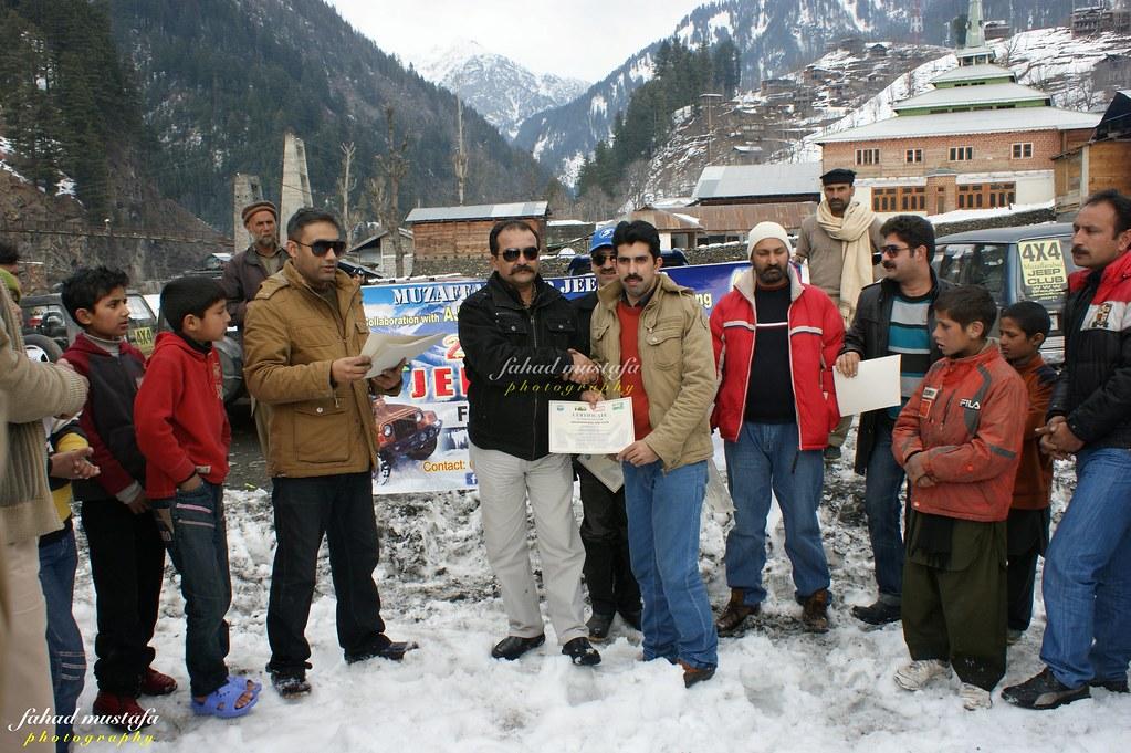 Muzaffarabad Jeep Club Neelum Snow Cross - 8471967400 786788b5f5 b