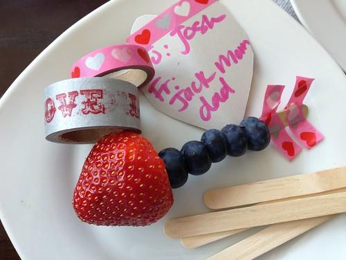 Valentina's Day sweet treats