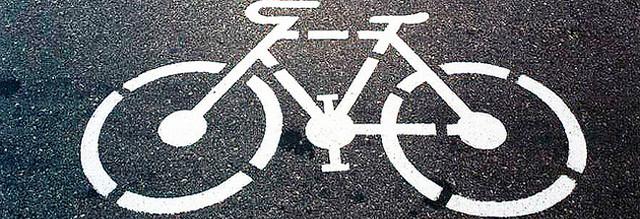 Carril bici en Formentera