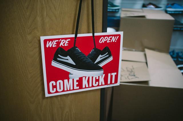 Come Kick It