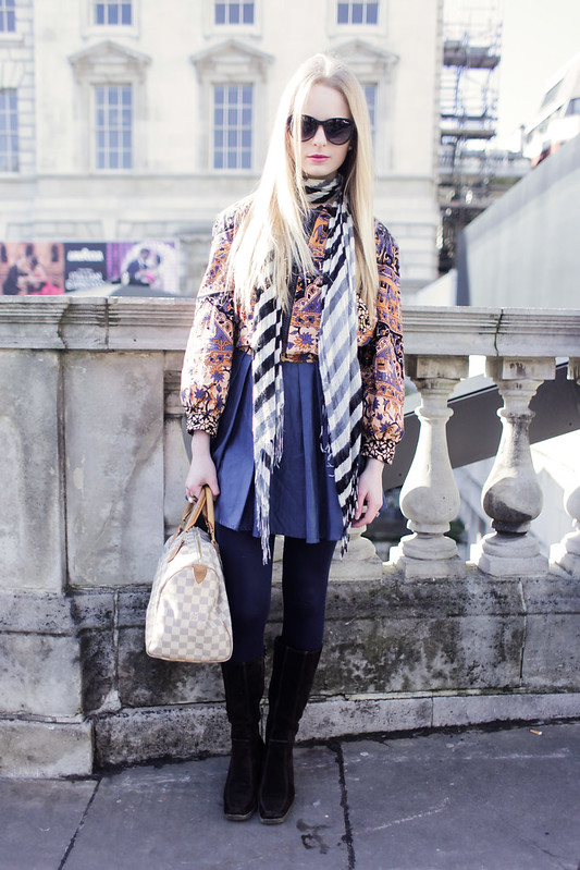 LFW Street Style - Sophie-Anna Brough