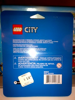 City Elite Police Accessory Pack 850617