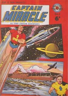 Captain Miracle 1