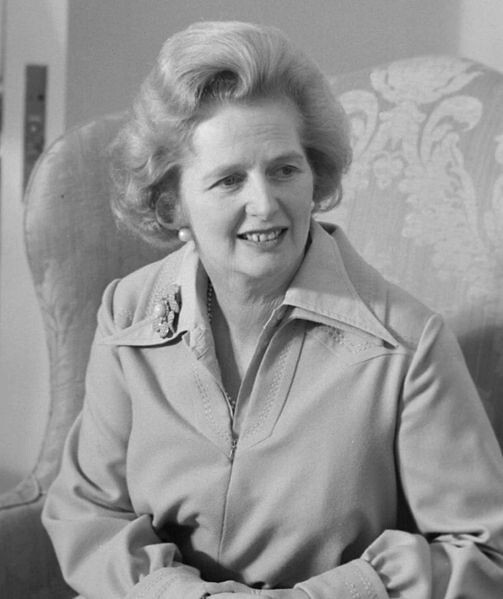 THE IRON LADY, MARGARET THATCHER